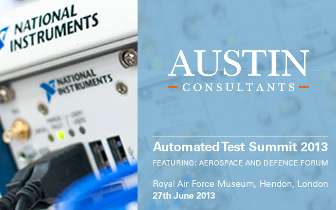 National Instruments Automated Test Summit 2013