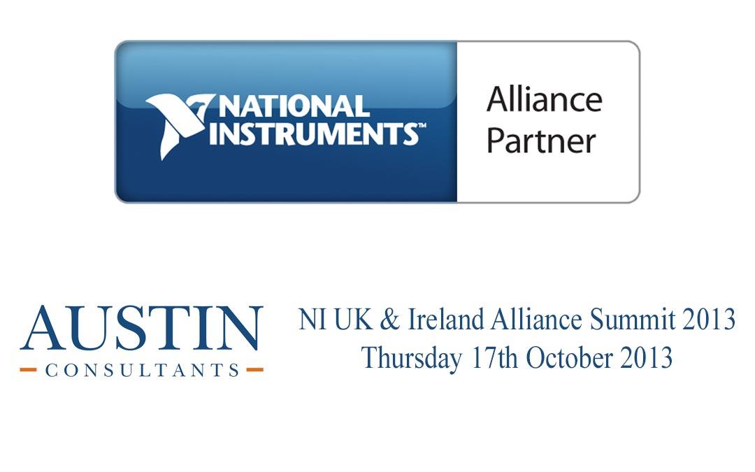 NI UK & Ireland Alliance Summit