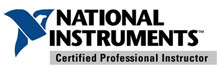 Austin Consultants National Instruments Certified Professional Instructor