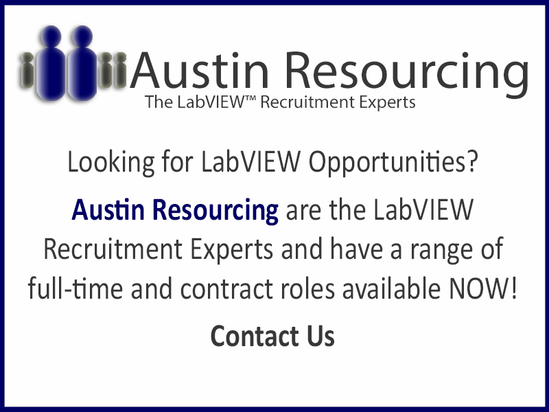 Austin Resourcing - The LabVIEW Recruitment Experts