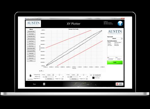 Digital & Multi-channel XY Plotter Austin Consultants
