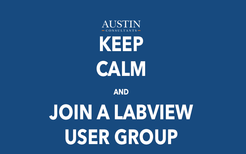 Brand new LabVIEW User Groups for Sheffield and London!
