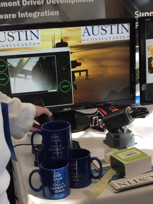LabVIEW Missile Launcher - NI Days 2014 Demo - Austin Consultants