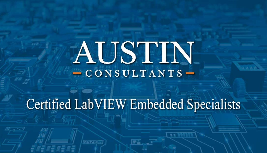 Austin Consultants - Certified LabVIEW Embedded Specialists