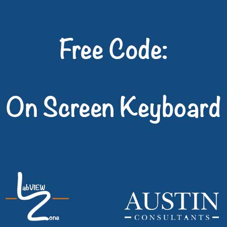 On Screen Keyboard for Touch Screen Projects | Free Code
