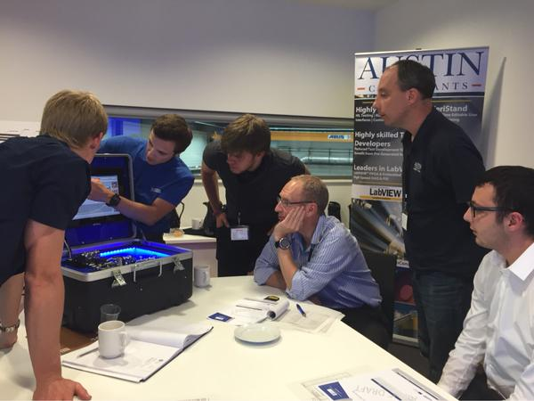SLUG Videos: NI Week, LabVIEW 2015 and 3D Printing!