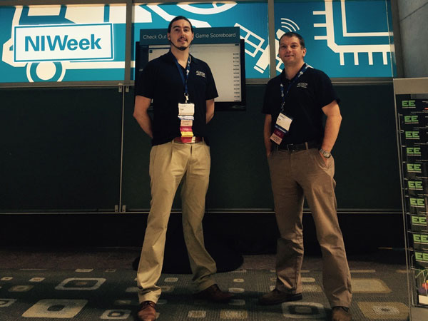 NI Week 2015: Inspiration, Innovation & Motivation