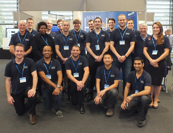 Austin Consultants Team - NI Days 2015