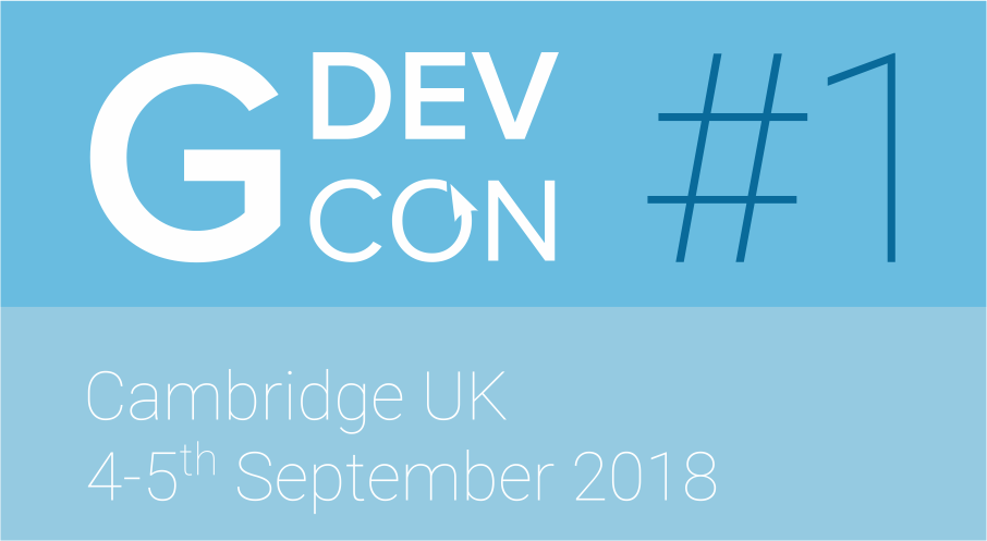 Introducing GDevCon