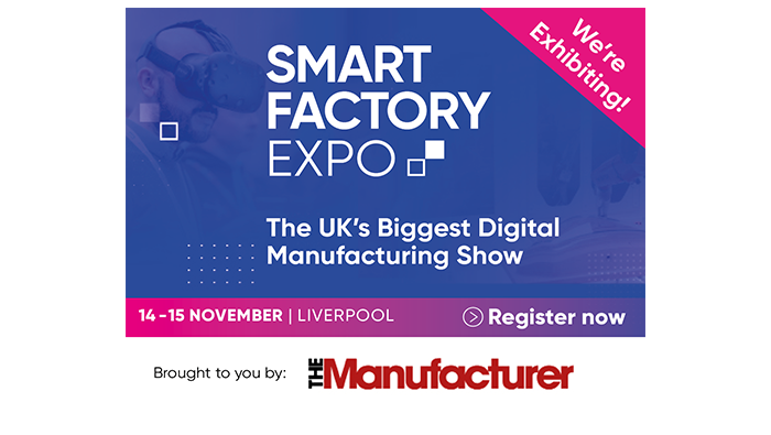 Come and say hello at Smart Factory Expo