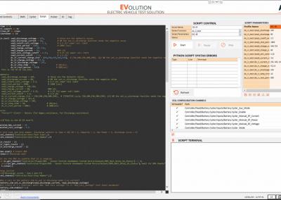 Python Scripting Tool