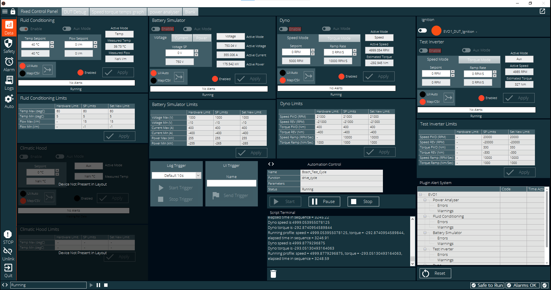 Example UI v2